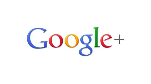 Logo des neuen Webdienstes Google+ von Google.